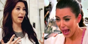 """""""I Feel Like A Failure"""" - Kim Kardashian Cries Following Divorce With Kanye West"""