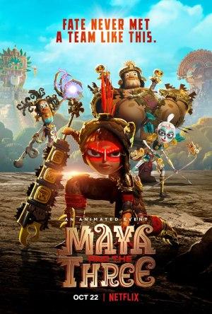 Maya And The Three Season 01