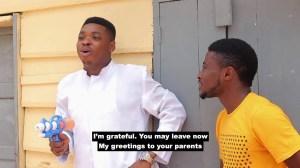 Woli Agba - SHARPSHOOTER (Comedy Video)