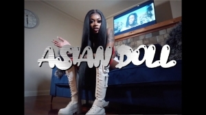 Asian Doll - Dead Man Freestyle (Video)