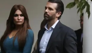 Breaking! Trump's Girlfriend Tests Positive For COVID-19