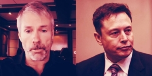 Michael Saylor Defends Elon Musk, Bitcoin Mining Council Against Centralization Criticisms