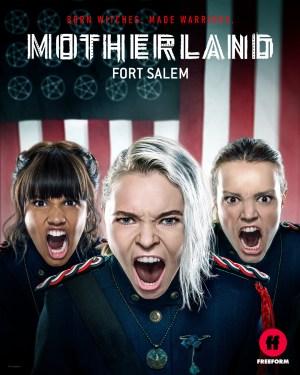 Motherland Fort Salem Season 02