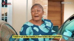 Oluwadolarz - Mummy Dorlaz Lifted A Car (Comedy Video)