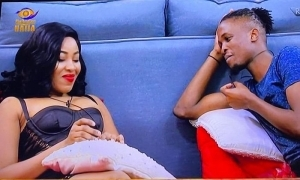 #BBNaija: Laycon Almost Died Because Of Erica – Vee
