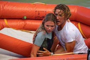 Great White Trailer & Poster Starring Katrina Bowden & Aaron Jakubenko