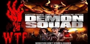 Demon Squad (2019) [HDRip] (Official Trailer)