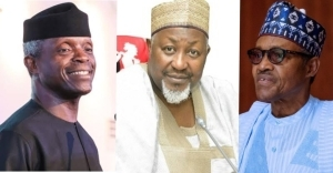 Buhari and I will keep supporting Jigawa governor because he's hardworking: Osinbajo