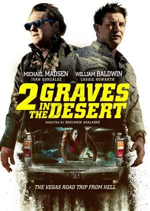 2 Graves in the Desert (2020) [Movie]
