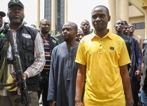 13 Yahoo-boys Arrested By FBI Over $30m Scam...See Their Names