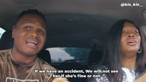 Oluwadolarz & KieKie – The Test  (Comedy Video)