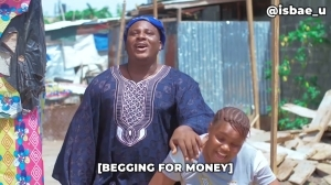 Isbae U - The Blind Man And a Girl (Comedy Video)
