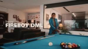 Fireboy DML - Lifestyle (Video)