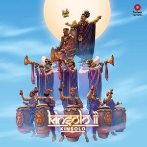 Kinsolo – Kinsolo II (EP)