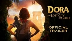Dora and the Lost City of Gold (2019) [HDCAM] (Official Trailer)
