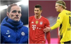 Talks held: Chelsea boss Tuchel personally contacts world class striker in bid to beat Man City to transfer