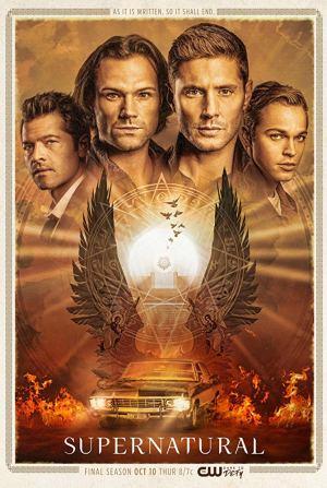 TV Series: Supernatural S15 E11 - The Gamblers