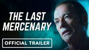 The Last Mercenary (2021) - Official Trailer Starr.  Jean-Claude Van Damme