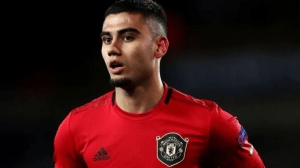 ITS DONE!! Andreas Pereira Set To Leave Man United For A New Club In Some Days