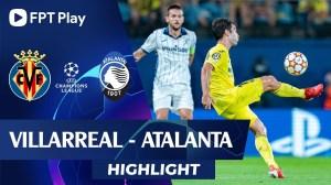 Villarreal vs Atalanta 2 - 2 (Champions League 2021 Goals & Highlights)