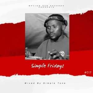 Simple Tone – Simple Fridays Vol 017 Mix