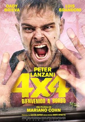 4x4 (2019) (Spanish)