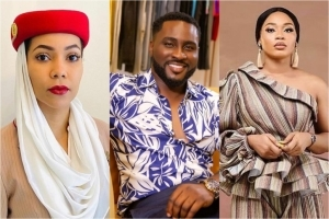 #BBNaija 2021: I Deliberately And Intentionally Kissed Beatrice In Front Of Maria – Pere