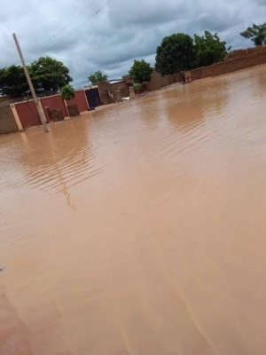 Five killed, two missing, property destroyed as flood wreak havoc in Yobe (photos)