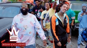 Gunplay - Pyrex Poppin Ft. Rick Ross (Video)