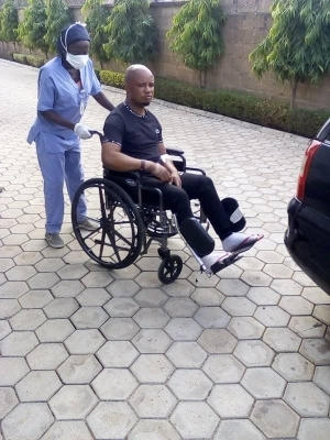 Nigerian man recounts how God woke him up while being taken to the mortuary
