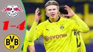 Leipzig vs Dortmund 1 - 4 (DFB Pokal Final Goals & Highlights 2021)