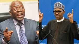 Abba Kyari: Too Many Injustices Happening Under Buhari's Govt – Falana