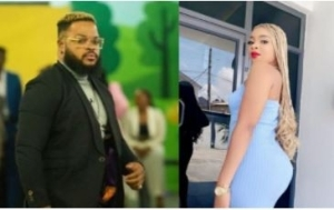 BBNaija: WhiteMoney Insulted Queen, Deceived Fans - Handler Claims