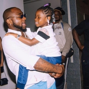 Davido's Daughter, Imade Adeleke Signs Endorsement Deal