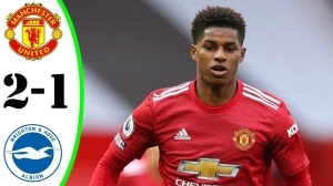 Man Utd vs Brighton 2 - 1 (Premier League Goals & Highlights 2021)