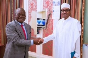Governor Ortom Challenges Buhari To Debate On National Issues