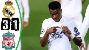 Reаl Mаԁrіd vs Lіvеrрoоl 3 - 1 (Champions League Goals & Highlights 2021)