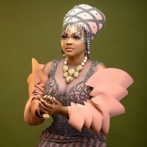 'What You Give Is What You Get, No Time For Pretence' – Mercy Aigbe Hails Herself