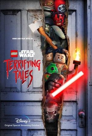 Lego Star Wars Terrifying Tales (2021) (Animation)