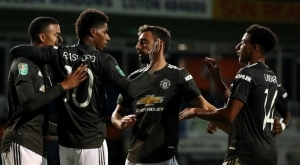 Manchester United Reach League Cup Last 16 As Coronavirus Causes Chaos