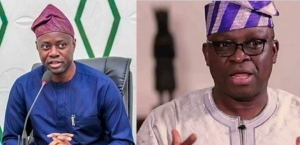 "Saying I Am ""Quiet But Deadly"" Is Wicked - Governor Makinde Replies Fayose"