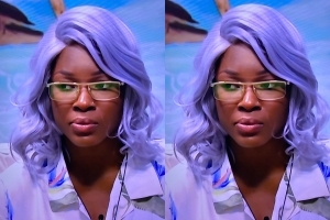 #BBNaija: Vee Reveals She Bathed Once In Four Days When There was No Hot water