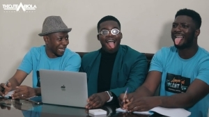 TheCute Abiola - The Talent Hunt [Part 6]  (Comedy Video)