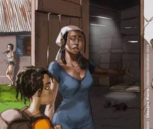 Sandra the innocent maid - S01