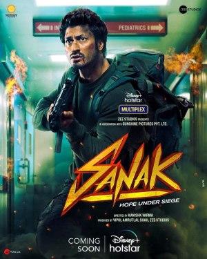 Sanak (2021) (Hindi)