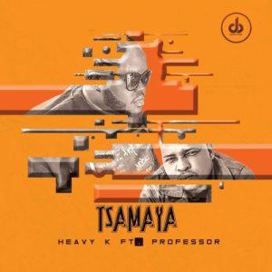 Heavy K – Tsamaya ft. Professor