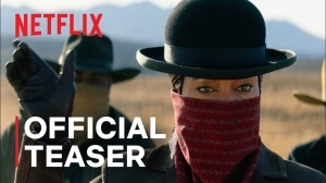 The Harder They Fall (2021) - Official Trailer