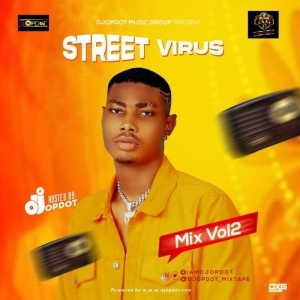 "DJ OP Dot – ""Street Virus Mix"" Vol. 2"
