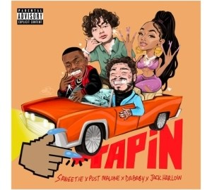 Saweetie - Tap In ft. Post Malone, DaBaby & Jack Harlow