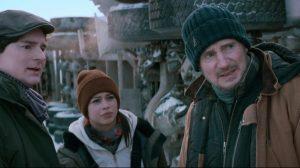 Netflix's The Ice Road Trailer Starring Liam Neeson & Laurence Fishburne